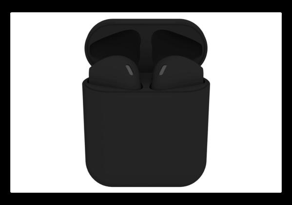 Appleの「AirPods」を専用コーティングシステムでブラックに