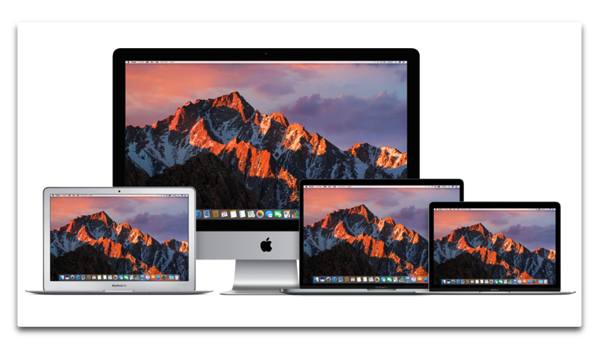 2016年第4四半期にMacが世界のコンピュータ市場シェア7.5%を獲得