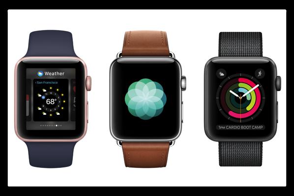 数週間のうちに「Apple Watch Series 2」の新しいバンドが発売される?
