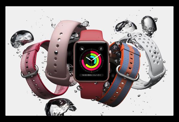 Apple Watchのバンドとして「Nikeスポーツバンド」を購入出来るように