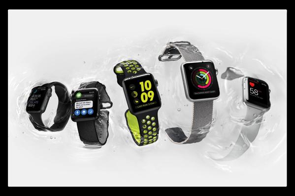 ウェアラブル市場でApple Watchは2016年Q4で過去最高を記録、Fitbitは大幅に下落
