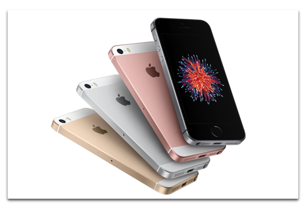 Apple、「iPhone SE」を販売開始