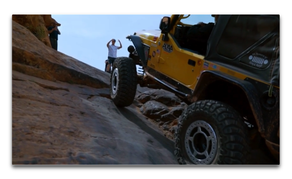 Jeep、「Trail Masters | 2017 Easter Jeep® Safari 」を公開