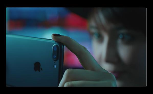 Apple、上海を舞台でiPhone 7Plusのポートレートモードにフォーカスした新しいCM「The City」を公開
