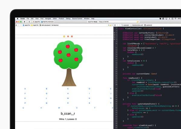 Apple、高校やコミュニティの大学生向けのアプリ開発カリキュラムを開始