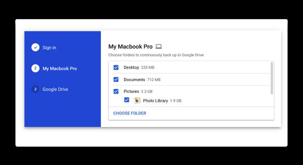 【Mac / PC】Google、Backup and Syncと呼ばれる新しいサービスをリリース予定