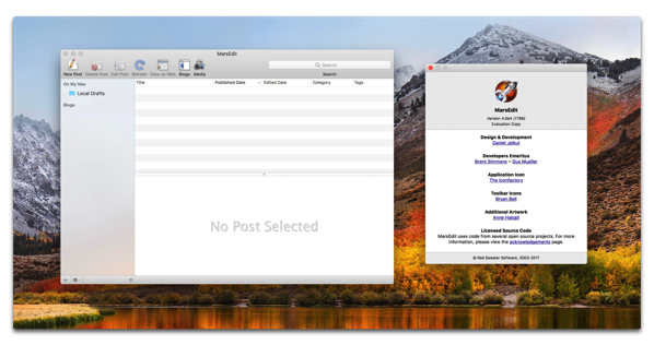 Apple、「macOS Sierra 10.12.6 beta 5 (16G23a)」を開発者にリリース