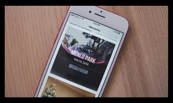 「iOS 11」での「写真」とカメラのハンズオンビデオ