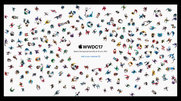 2017年6月6日午前2時(日本時間)からの「WWDC 2017」基調講演をリアルタイムで視聴するなら
