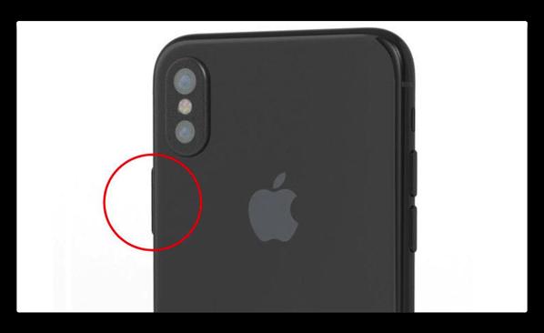 「iPhone 8」の新たなデザインがリーク、ボタンTouch IDとその詳細
