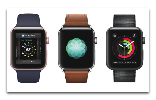 「Apple Watch 3」、eSIM採用で今年は電話をサポートする可能性は低く、販売国が限定