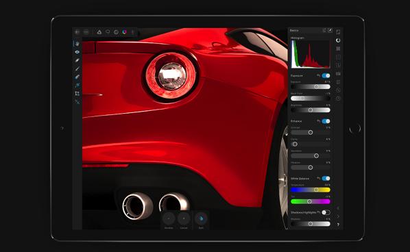 iPad最高の写真編集アプリ「Affinity Photo」が新機能を追加してアップデート