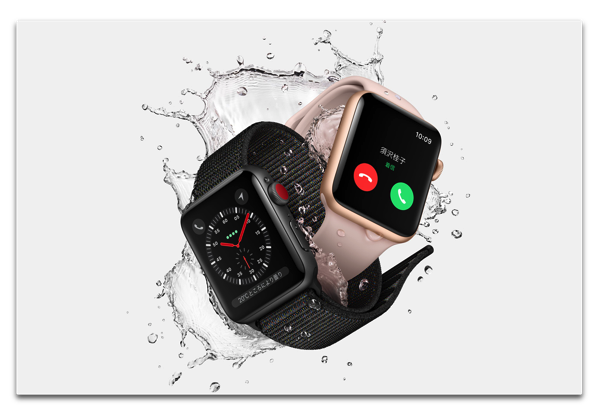 Apple、LTEの代わりに不明なWi-Fiネットワークに接続するApple Watch Series 3の修正を調査中