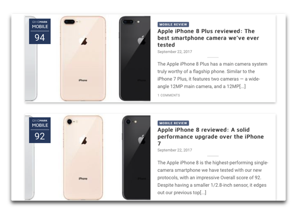 Apple、新しい「8 things to love about iPhone 8 」と題するCMを公開