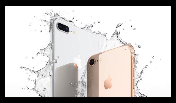 Apple、4.7インチiPhone 8&5.5インチiPhone 8 Plusを正式発表、予約は9月15日、発売は9月22日