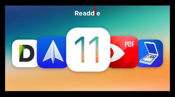 Readdleの人気アプリは、「iOS 11」をサポートした新機能満載のアップデートを予定
