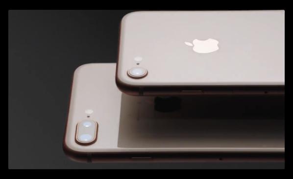 Apple Japan、「iPhone 8とiPhone 8 Plus – 登場」のCMビデオを公開