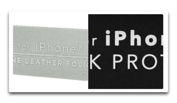 新しいiPhoneのケースメーカーのパッケージの「iPhone 8」は正式名称なのか?
