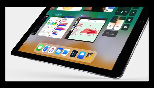 【iOS 11の新機能】iPadのマルチタスクの重要な役割を果たす「Dock」の5つの機能