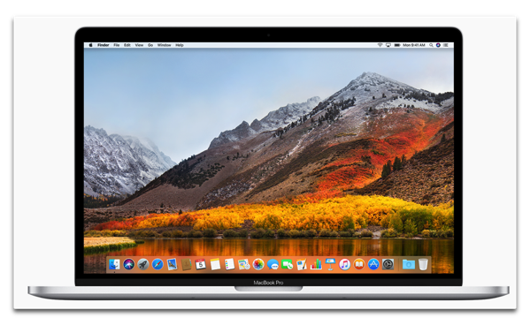 Apple、「macOS High Sierra 10.13 」正式版をリリース