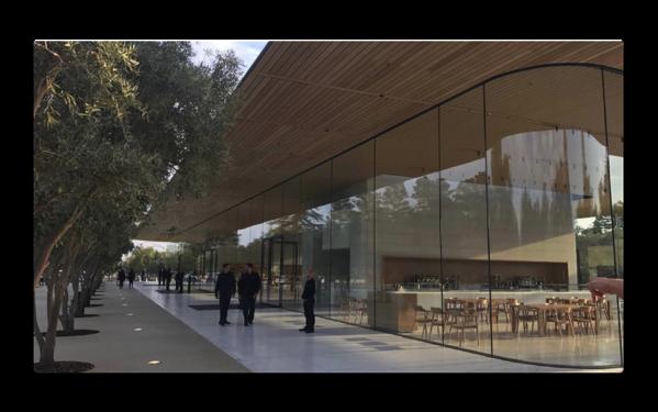 Apple、11月17日にApple Park Visitor Centerのグランドオープニングを開催