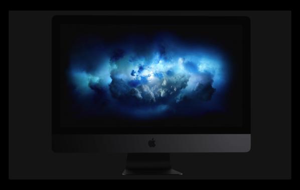 iMac Proには「iMac Proの盗難防止機能」があり、電源を切ることはできない?