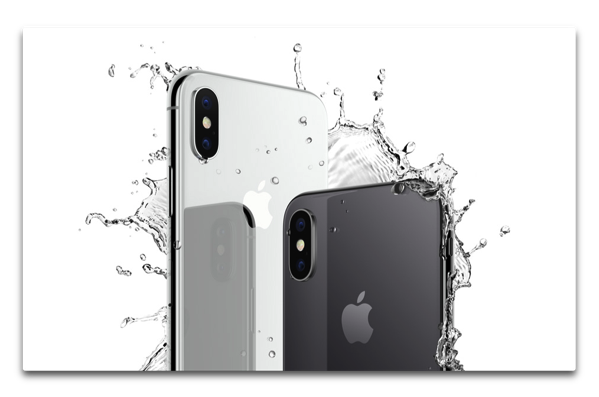 「iPhone X」のノッチを一体化させて隠してしまうアプリ「Notch Remover」