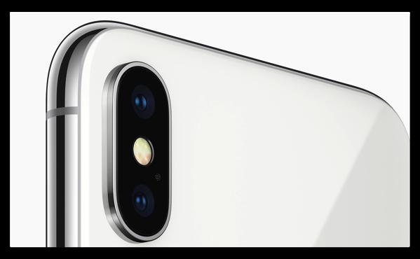Apple、2018年のiPhoneカメラは「iPhone X」のプラスチックレンズデザインを継承