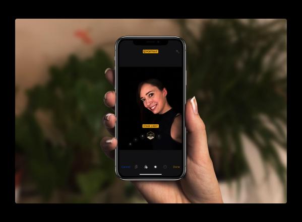 iPhone 8 Plus、iPhone Xのポートレートライティングモードで素敵な写真を撮る方法