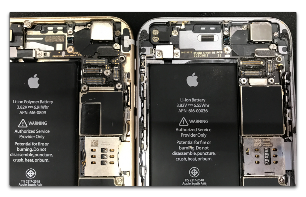 Apple、iPhone 6以降の割引価格でのバッテリ交換を米国で本日より利用可能に