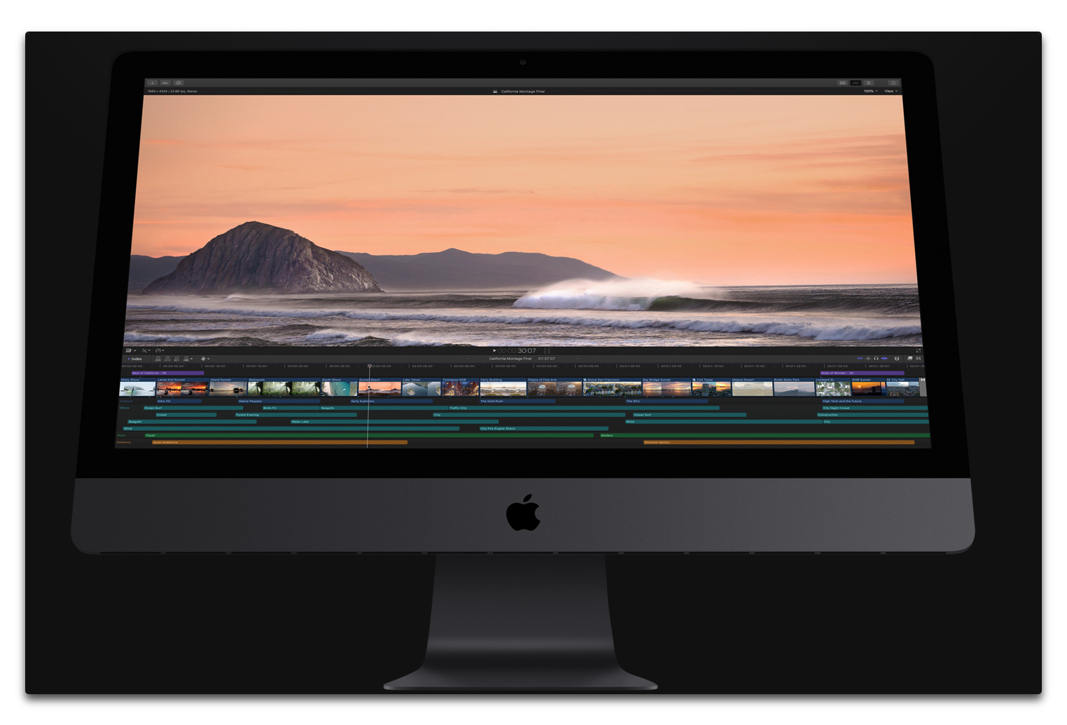 Apple、360°ビデオをサポートした「Final Cut Pro X 10.4」をリリース
