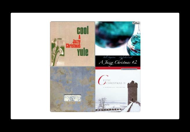 Apple Music、Jazz好きのためのクリスマスソング197曲で13時間