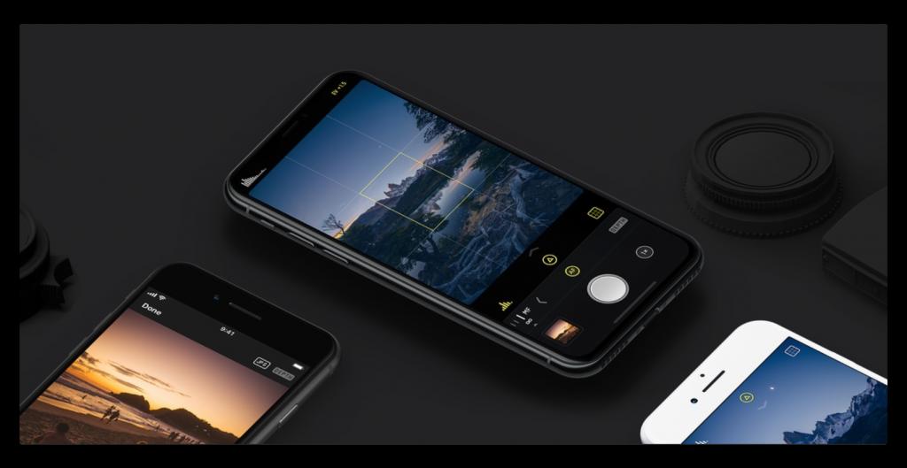 【iOS】人気RAWカメラアプリ「Halide」はバージョンアップでスピードの向上と3Dショートカットを追加