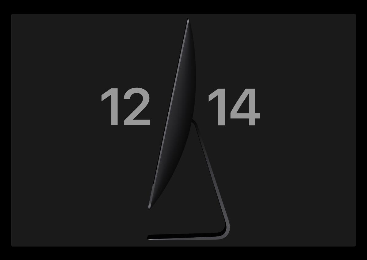 Apple、オールインワンiMac Proの12月14日発売を発表!