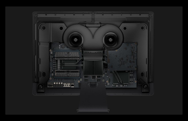 Apple、セキュアブート、システム管理、ISPなどを扱うiMac ProのApple T2チップについての詳細