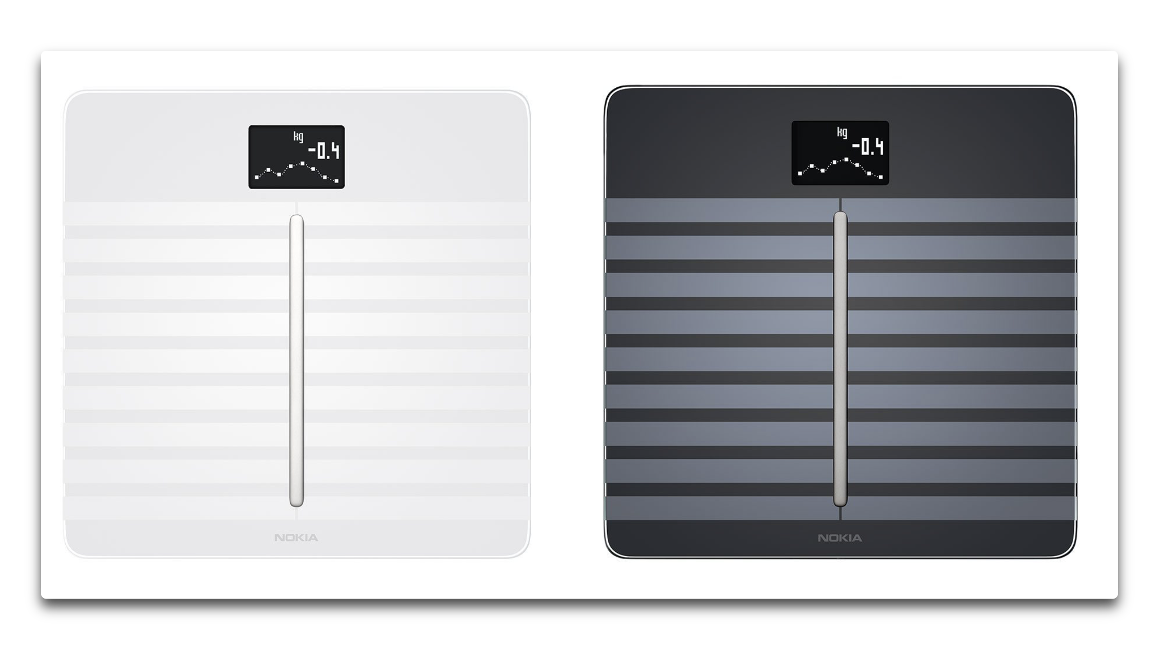 Nokia、iPhoneとWi-Fiで同期するスマート体重計「Body Cardio」の機能を大幅に削減する