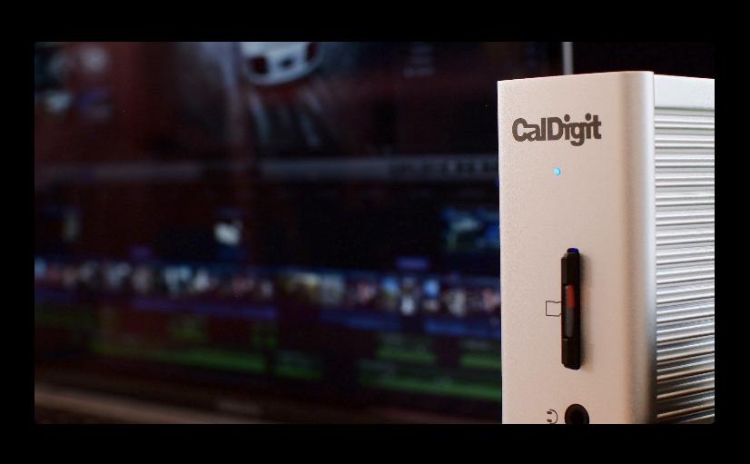 CalDigit、15個のポート搭載のThunderbolt Station 3 Plusを発表