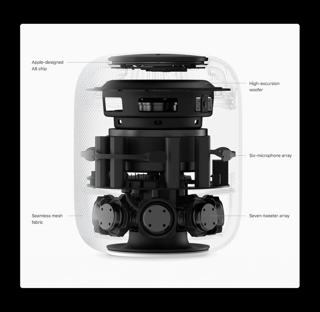 Apple、HomePodの音質にフォーカスしたCF「Beat」など4本を公開