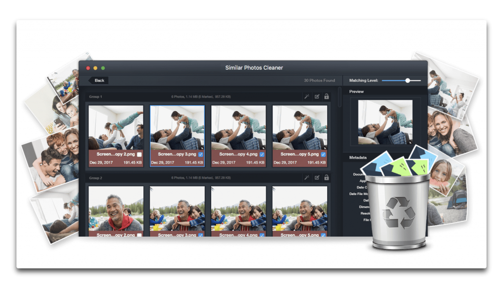 【Mac】類似した写真を削除する無料のユーティリティ「Similar Photos Cleaner」がリリース