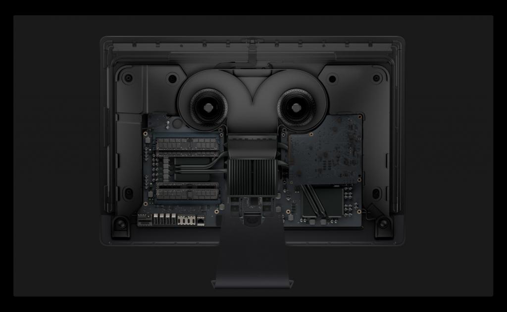 iMac Proの詳細が明らかに、iFixitがiMac Proを徹底的に分解