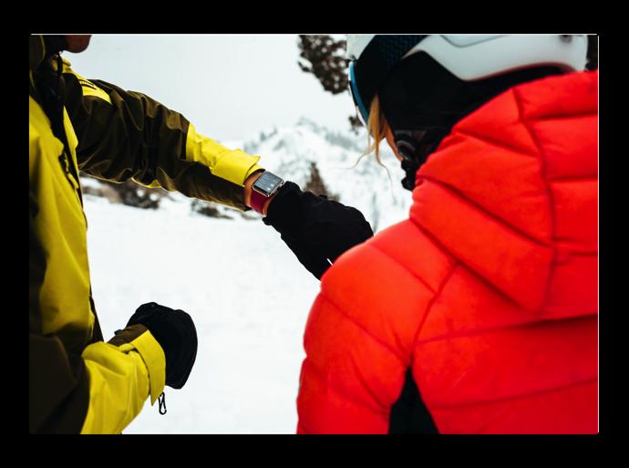 Apple Watch records ski 002
