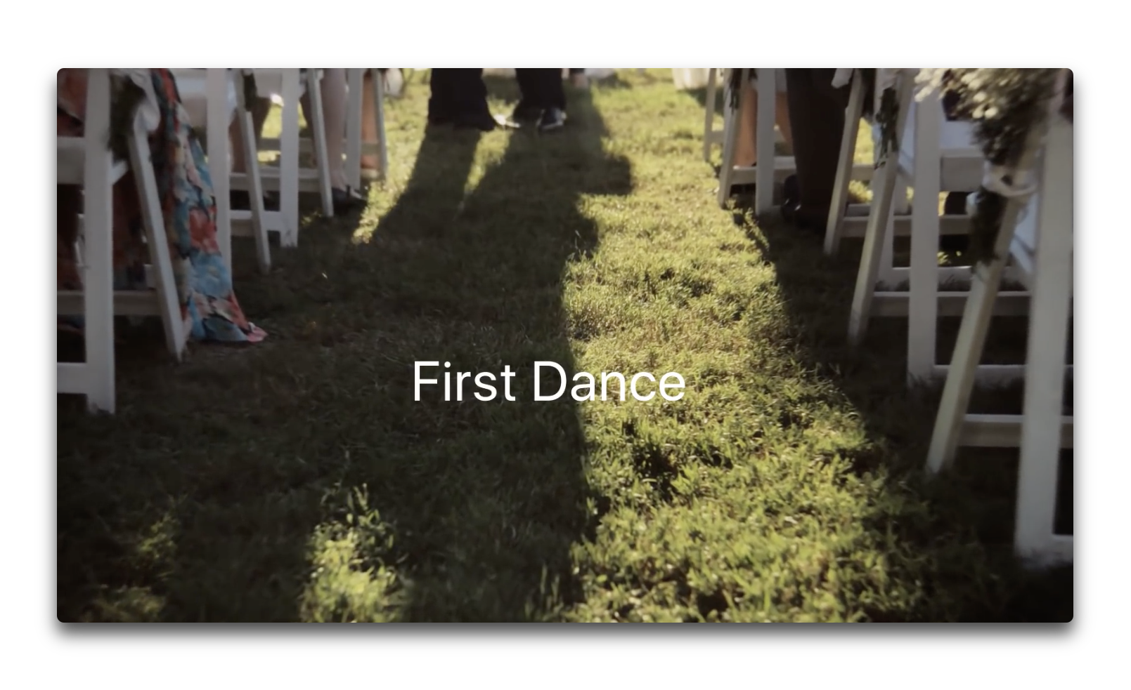 Apple、Apple Australiaで「First Dance」と題する新しいCF4本を公開