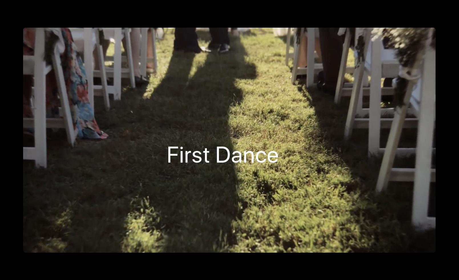Apple、Apple Australiaで「First Dance」と題する新しいCF4本を公開