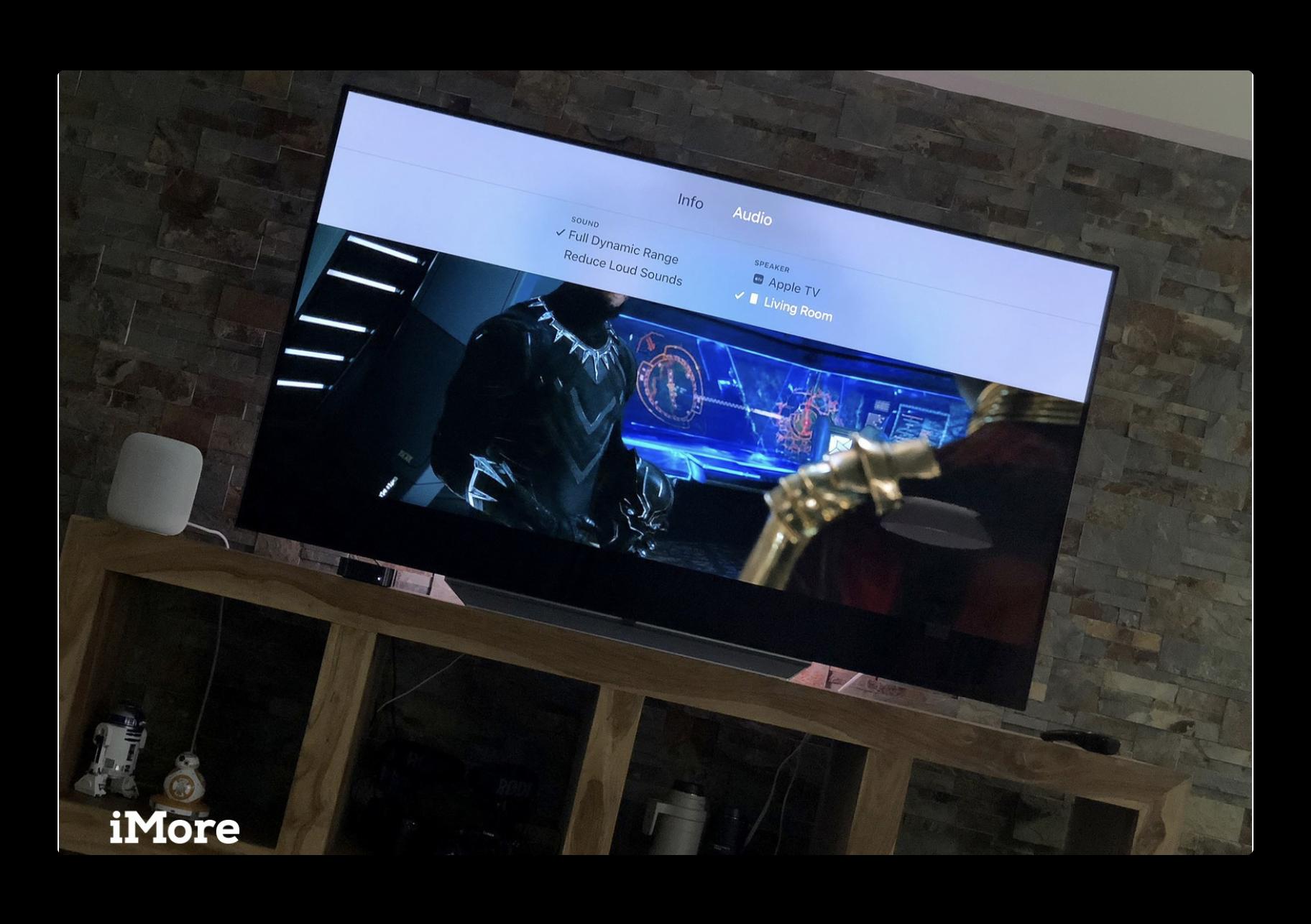 HomePodでApple TVでビデオ再生を制御する方法