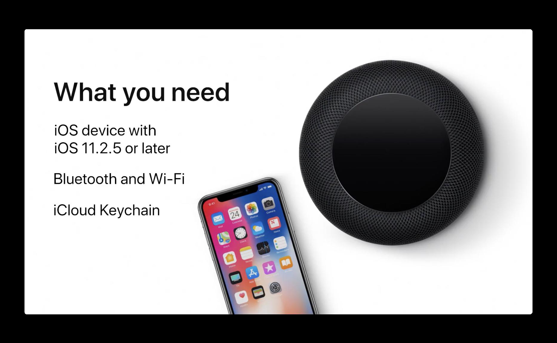 Apple Support、「How to set up HomePod」と題するサポートビデオを公開