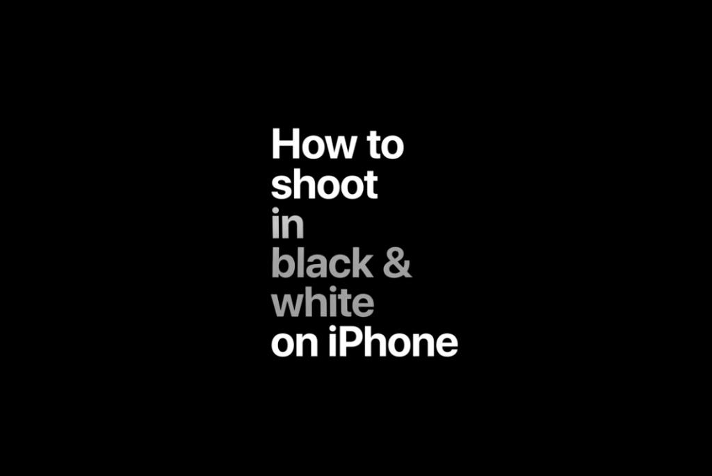 Apple、iPhoneのカメラを最大限に利用するハウツーCF3本を公開
