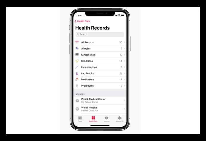 Health record 001