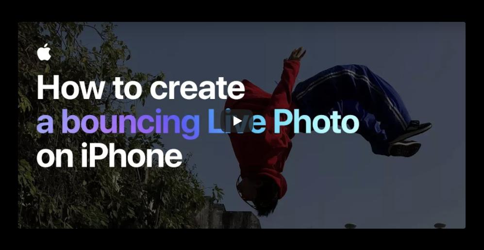 Apple、iPhone Xのポートレート照明とLive Photosに焦点を当てた新しいCF3本を公開