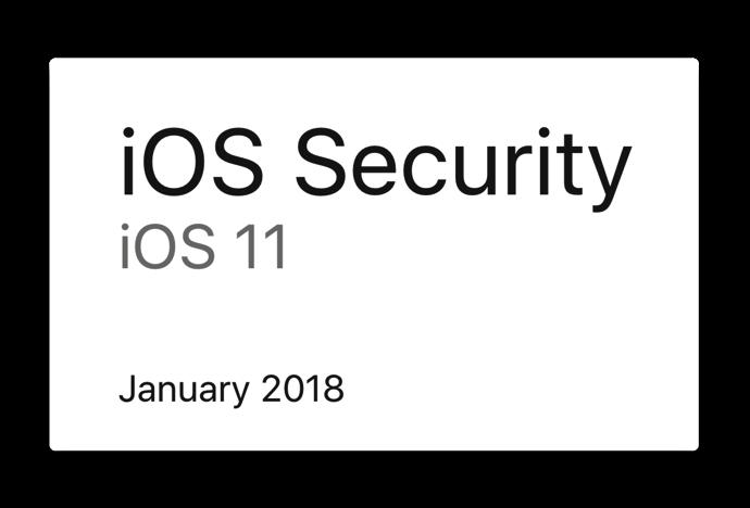 IOS Security 001