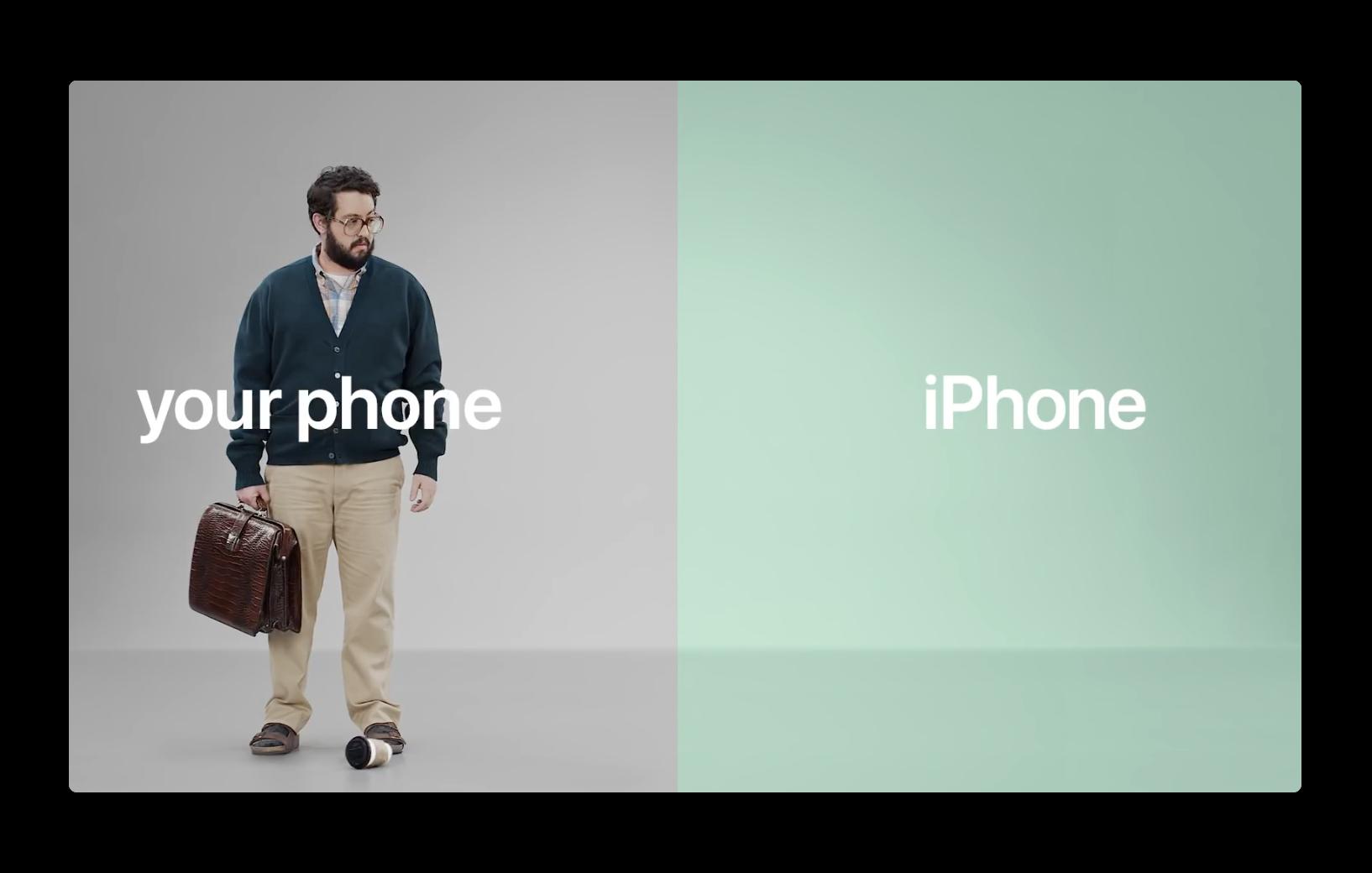 Apple、iPhoneスイッチャー向けに新しいCF4本と写真編集方法の1本を公開